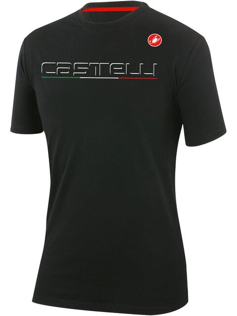 Castelli Classic T-Shirt Men vintage black